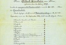 Documents rares mais célèbres