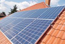 Napelemes ház / Az új napelem telepítő weboldal