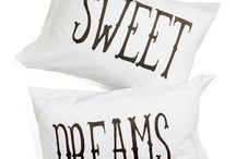 Pillows - Square Throw / by carie ferrell