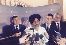 S Sukhbir Singh Badal Visits to Poland / Polish Deputy PM announced today that Poland will be partner State in Invest Punjab summit. Also offered solutions to increase milk production in Punjab. Mr Piechocinski also announced that Poland could be a springboard for India and Punjab to enter the European market. He said India could also emerge as a strategic partner along with India as far as offering solutions in the IT and pharmaceutical sectors is concerned.