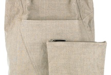 Linen bag and tots