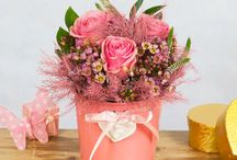 Trugs and Pots / Beautiful Trugs and Pots to be used for any occasion