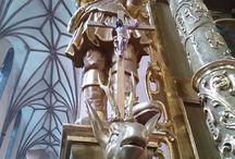 Jeleń świętego Huberta