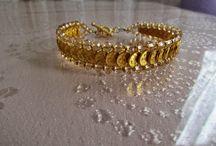 wedding bracelet / wedding bracelet simple