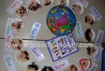 Preschool Around the World / by Dawn Vazquez