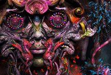 Art trancemutations