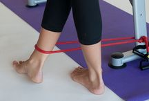 Ankle exercises / Health