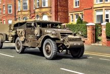 Lytham 1940's weekend / A weekend in August the whole town steps back in time to wartime, rations, military history, songs, dances, fashion & lifestyle.....take a trip down memory lane...or experience for the first time