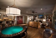 Family Rooms/ Home Theaters