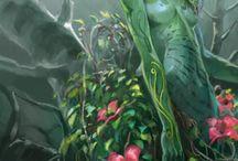 Leśne i wodne stwory