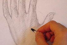 Hands / Top view