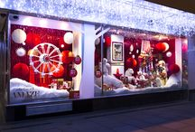 WILLIAMS & GRIFFIN / Prop Studios had the wonderful opportunity to work alongside Williams & Griffin for their Christmas windows.