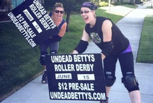 Get the Word Out - Roller Derby is Awesome
