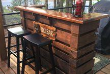 Bates Backyard Bar