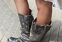 Boots(bottes) ❤️