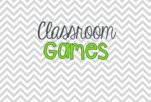 Classroom Games / by LaKeta Siler Ille
