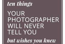 Tips From Your Friendly Photographer