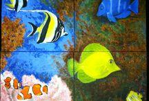 Anli's Art - Oil Paintings / Anli's oil paintings