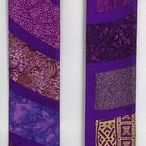 Purple Clergy Stoles / Clergy stole designs for Lent or Advent.