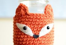 Crochet Fox Stuff