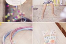Birthday Party Ideas / by Amanda Hipsman- Zgrodek