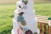 Weddings: Cakes/Sweets