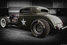 rally car / rally car