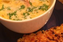 My Kitchen: Soups and Chowder / Recipes from My Kitchen