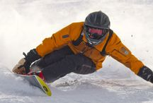 Hard Boot Snowboarding / It's all about the hard boots and carving it up on the snow!