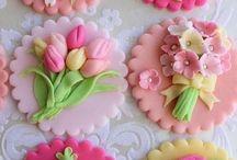 Ozdobné koláčiky