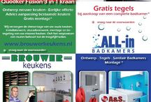 advertenties door MBK Design / Advertentie opmaak