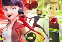 Miraculous ladybug / Ladybug and chatnoir