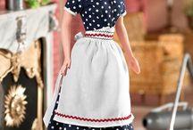 Barbie folls / by mint cookie