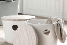 Huonekalut ja säilytys / Sisusta kotisi sekä kauniisti että käytännöllisesti tuotteilla joiden sisälle voit säilöä tavaroita ja näin kätkeä ne näkyvistä, ja silti pitää ne helposti kädenulottuvilla.