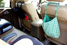 Squeaky Clean / Keep your car organized and clean with these inventive products and tips.