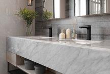 Bathrooms marble