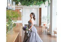 グレードレス* Gray Dress