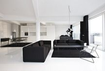 MINIML Home. / Inspiration for designing your MINIML home or apartment.