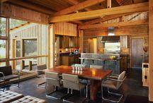 Log Cabin Dreams / by Malary McGraw