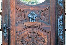 Windows and Doors / Beautiful doors from the world / by Colleen