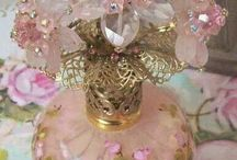 Vackra parfymflaskor