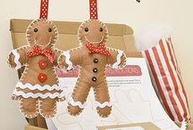 You Can't Catch Me, I'm the Gingerbread Man / by Marsha Bowman