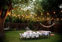 Birthday Party / What to buy for decorations