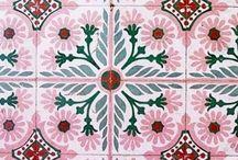Texturas & padrões