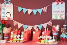 Party {Birthday Winter Wonderland}