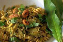 primi piatti / pasta, rice, quinoa, risotto, millet, barley, lasagna: vegan meals made easy