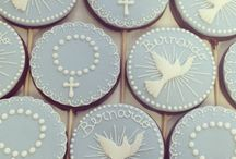 biscoitos decorados batizado
