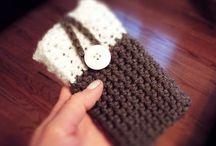 Phone case crochet