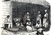 Food, Slavery and Manumission / Images of Food, Slavery and Manumission from the Across the Americas.