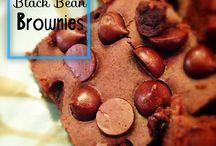 brownies black bean